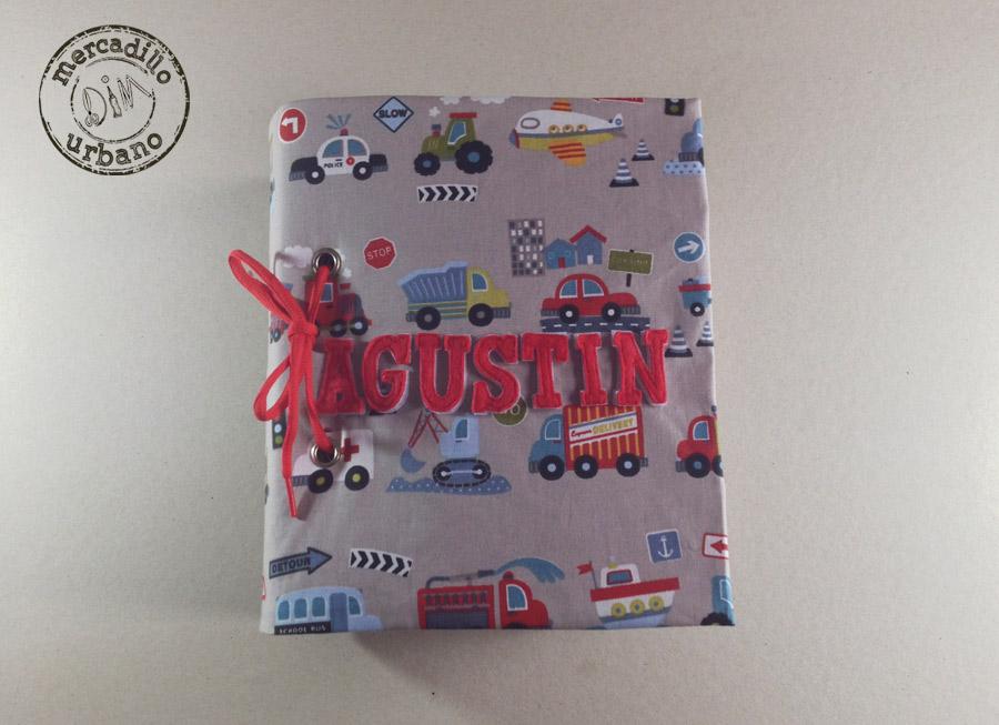 QUIET BOOK libro de actividades para niños estilo Montessori portada